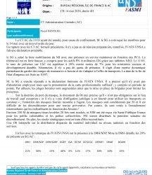 Compte rendu CT Administration Centrale (AC) du 14 mai 2020