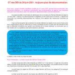 CT des DDI du 24 juin 2021  toujours plus de déconcentration !