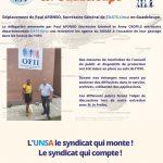 Visite en Guadeloupe du SG UATS-Unsa – 4