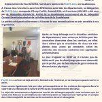 Visite en Guadeloupe du SG UATS-Unsa – 7
