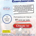 Protection sociale complémentaire. Décret 2021-1164 du 8 septembre 2021